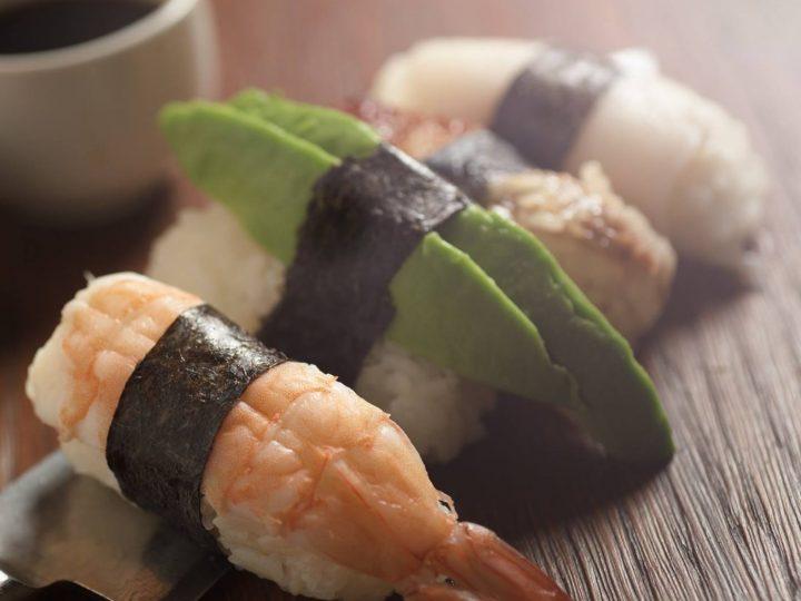 Sushi – vyprodáno