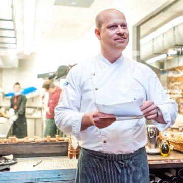 Škola vaření s Romanem Paulusem
