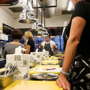 Lobster Škola vaření – low carb / foto 37