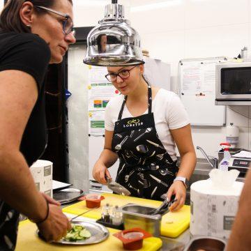 Lobster Škola vaření – low carb / foto 28
