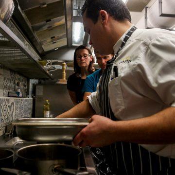 Lobster Škola vaření – low carb / foto 17
