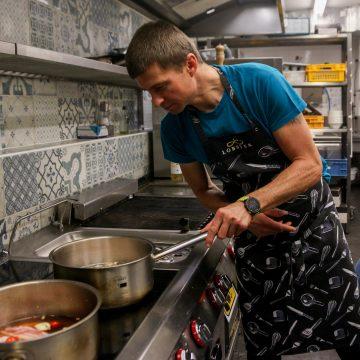 Lobster Škola vaření – low carb / foto 13