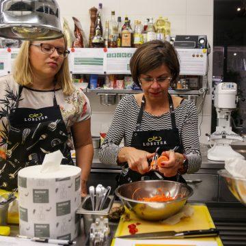 Lobster Škola vaření – low carb / foto 10