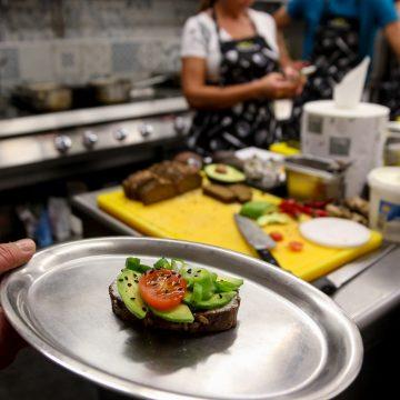 Lobster Škola vaření – low carb / foto 9