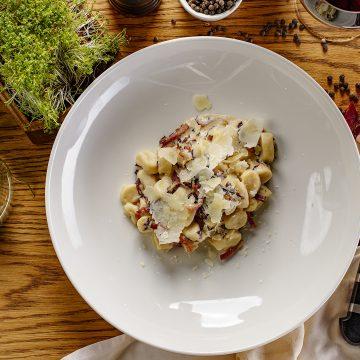 Pasta, gnocchi a risotto – vyprodáno