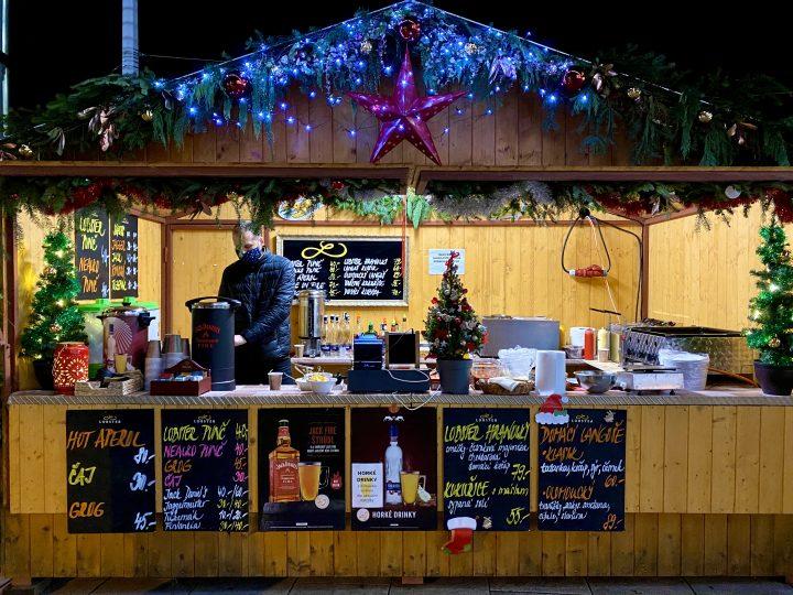 Navštivte náš vánoční Lobster Stánek