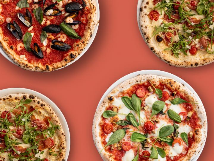 Akce 2+1 pizza zdarma